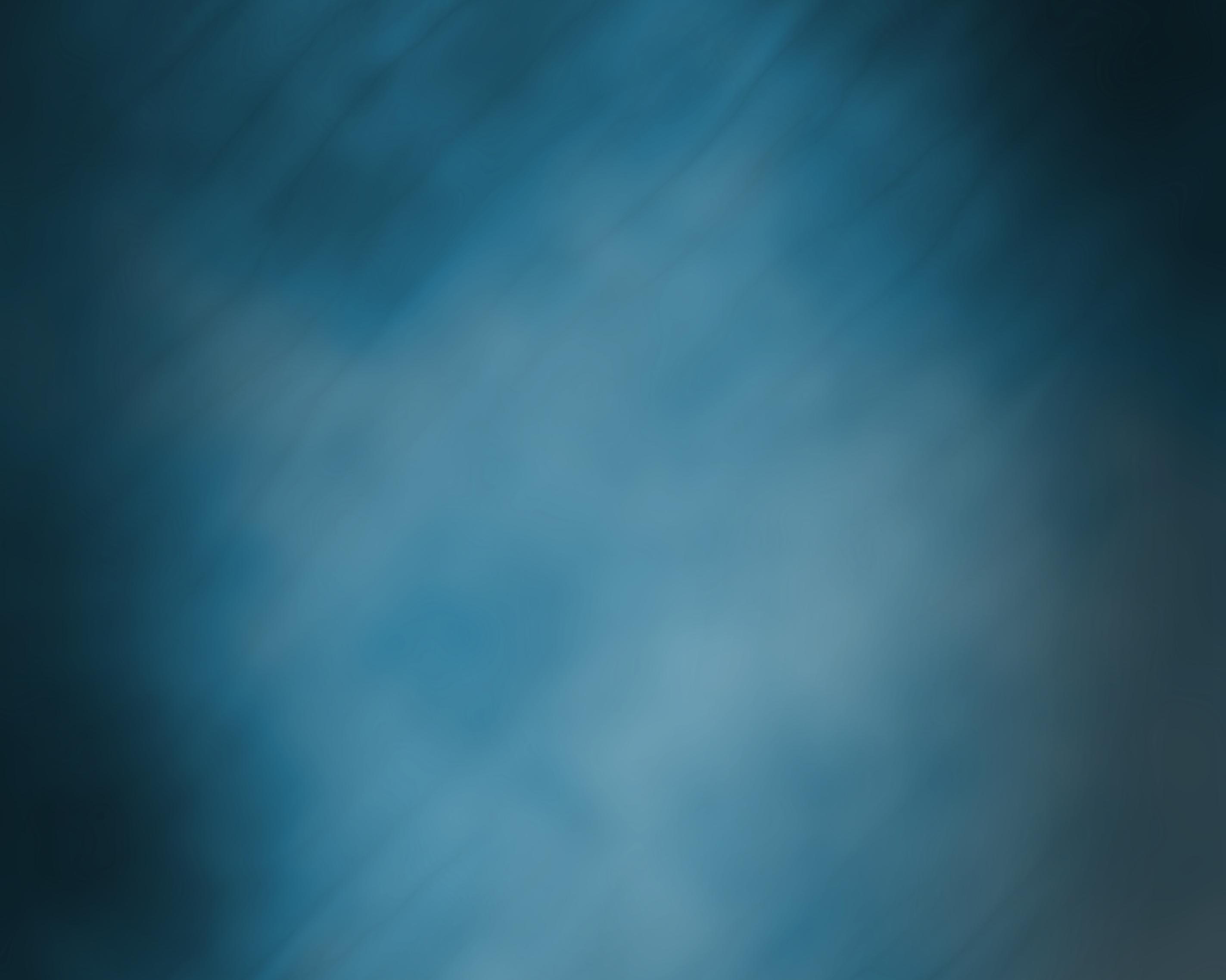 Dark Blue Painted Rock